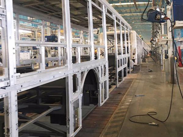 银隆集团使用台湾速耐气动工具