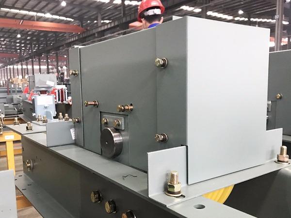 江苏某电梯零部件公司使用台湾速耐气动工具